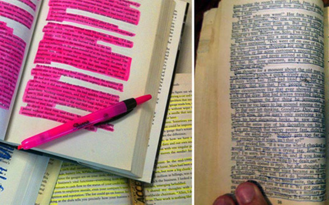 Cómo es posible estudiar (bien) 100 páginas en un día sin tener que repetirlas hasta el infinito