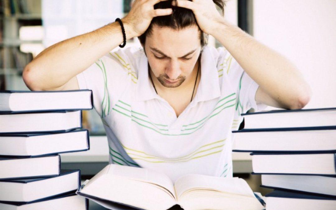 ¿Te encierras en la biblioteca en lugar de ir a clase para preparar los exámenes? Descubre por qué estas perdiendo el tiempo.