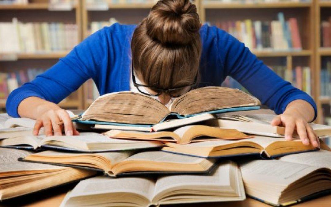 Exámenes y tiempo libre.  Si te parece imposible es porque todavía no has leído el artículo.