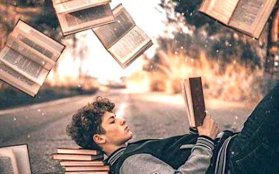¿Eres capaz de leer al menos 3 libros a la semana?