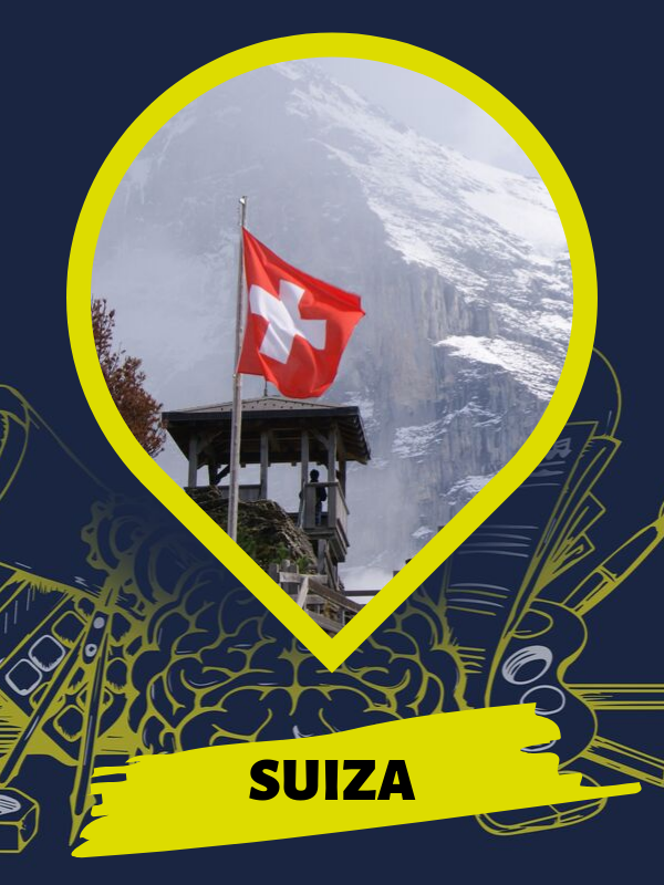 Sedes Suiza