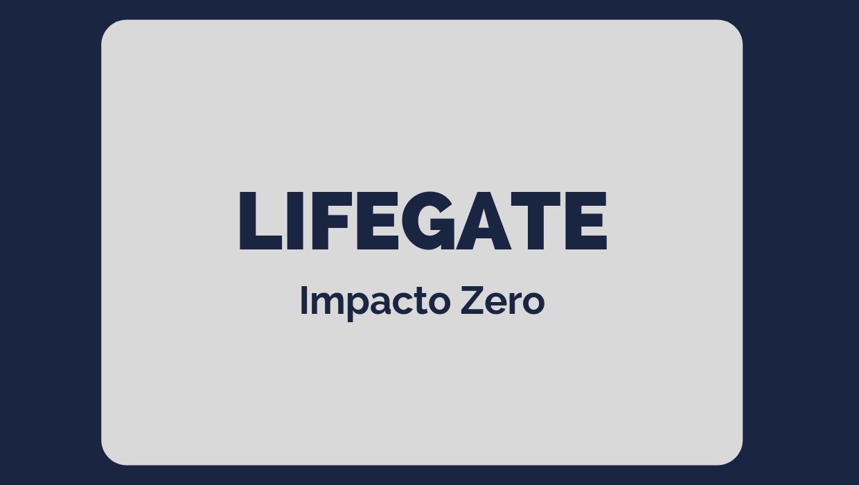 Lifegate curso